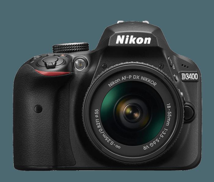 Nikon D3400 vs D5600 – Which Should You Get?