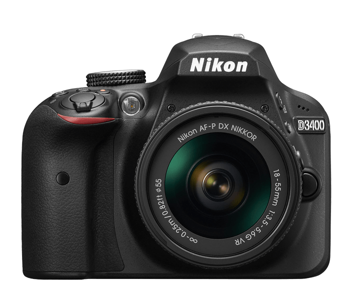 Nikon D3400 vs D5600 – Which Should You Get?