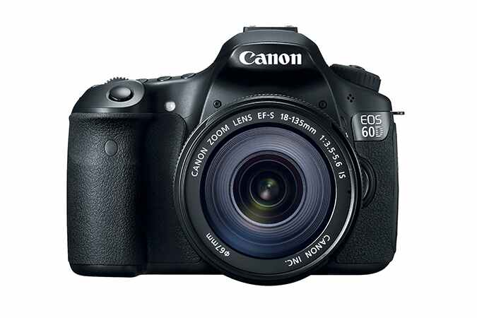 Nikon D7100 vs Canon 60D_Canon 60D