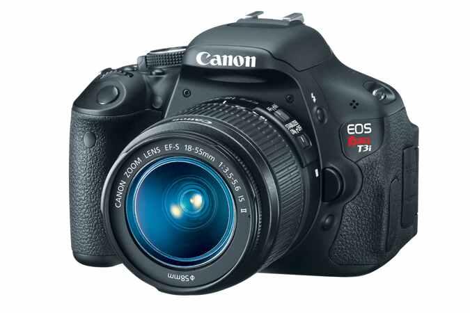Nikon D90 vs Canon 600D_Canon 600D