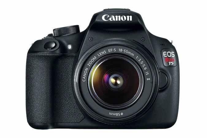 Nikon D5100 vs Canon 1200D_Canon 1200D