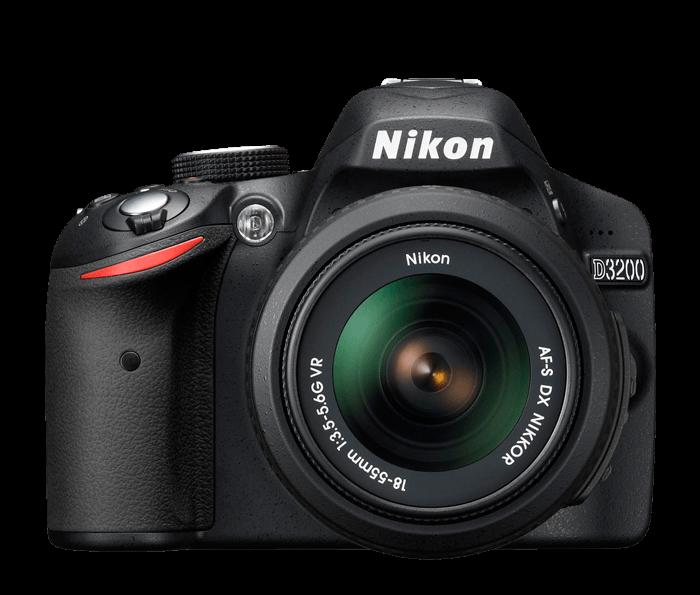 Nikon D3200 vs Canon 70D_Nikon D3200