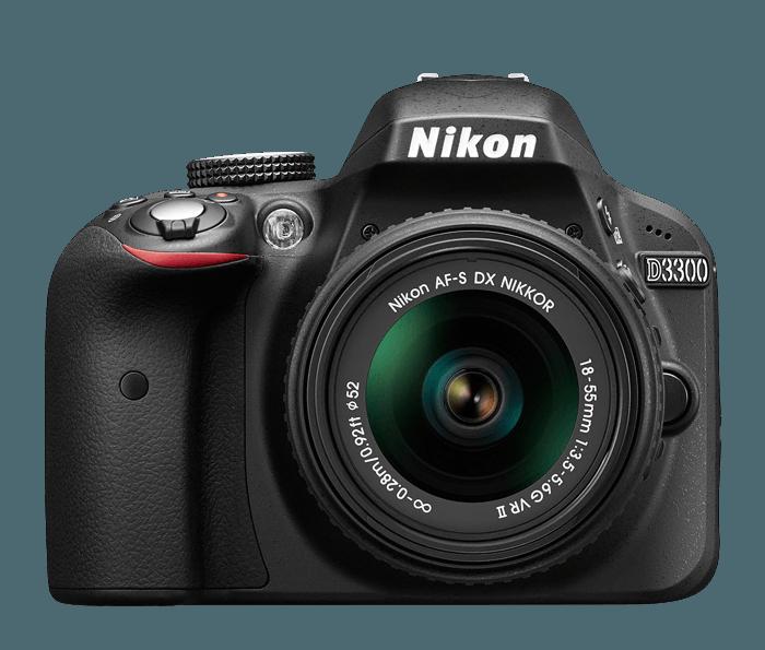 Nikon D40 vs D3300_Nikon D3300