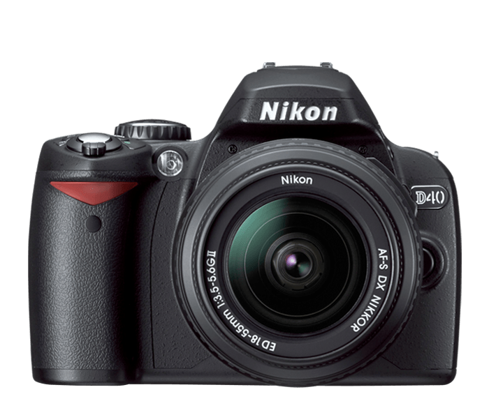 Nikon D40 vs D3300 – In-depth Comparison