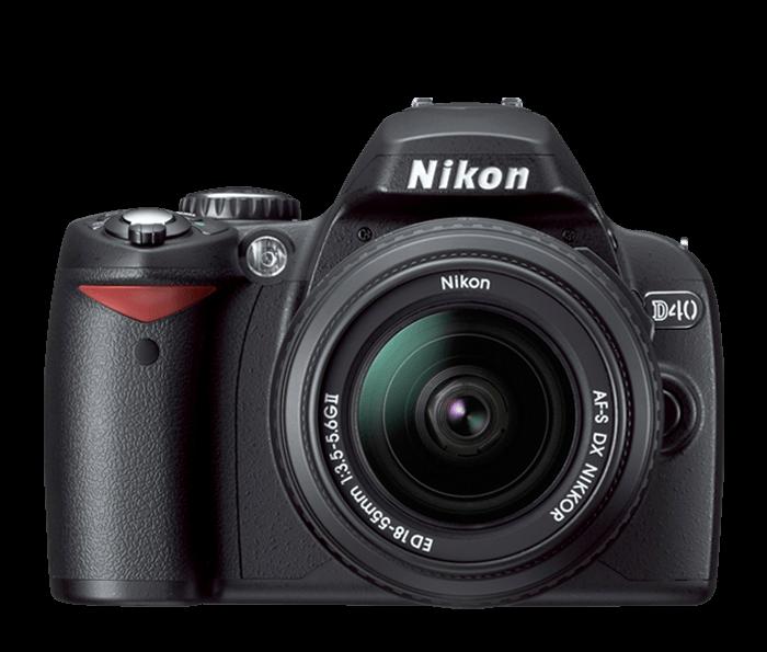 Nikon D40 vs D3300_Nikon D40