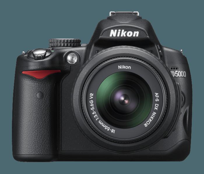Nikon D5200 vs D5000_Nikon D5000