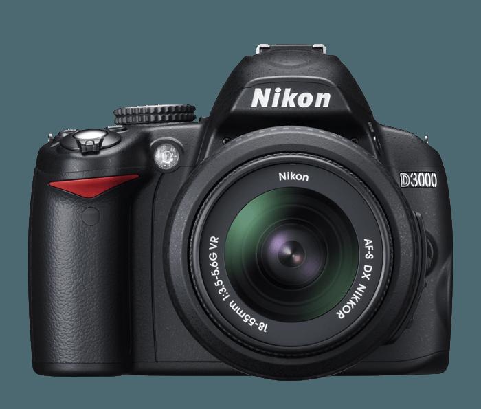 Nikon D5100 vs D3000_Nikon D3000
