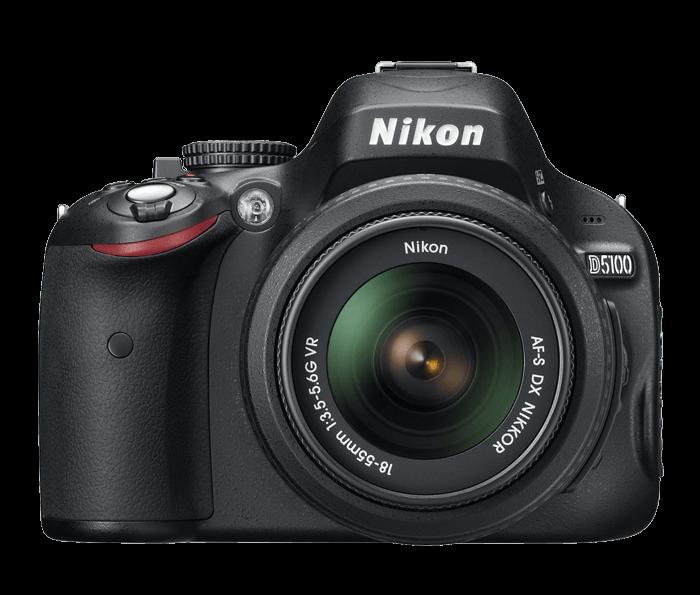 Nikon D5100 vs D3000_Nikon D5100
